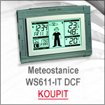 meteostanice WS611-IT DCF