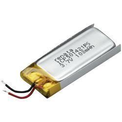Akumulátor Li-Pol Renata, 3,7 V, 115 mAh, ICP501421PS (doprava zdarma u objednávek nad 1000 Kč!)