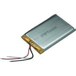 Akumulátor Li-Pol Renata, 3,7 V, 1320 mAh, ICP543759PMT (doprava zdarma u objednávek nad 1000 Kč!)