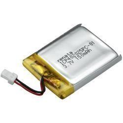 Akumulátor Li-Pol Renata, 3,7 V, 155 mAh, ICP402025PC-1 (doprava zdarma u objednávek nad 1000 Kč!)
