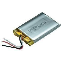 Akumulátor Li-Pol Renata, 3,7 V, 600 mAh, ICP622540PMT (doprava zdarma u objednávek nad 1000 Kč!)