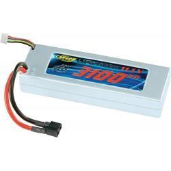 Akumulátor LiPol Carson, 11,1 V, 3100 mAh, 40 C, T / XH (doprava zdarma!)