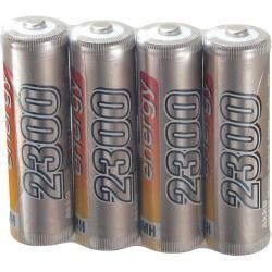 Akumulátory NiMH Conrad Energy AA, 2300 mAh, 4 ks (doprava zdarma u objednávek nad 1000 Kč!)