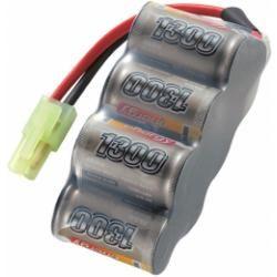 Akupack NiMH Conrad Energy 2/3 A, 8,4 V, 1300 mAh, Block, Mini-Tamiya (doprava zdarma u objednávek nad 1000 Kč!)