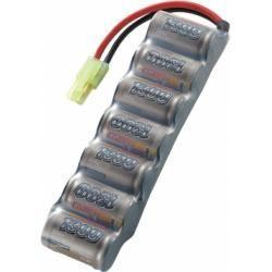 Akupack NiMH Conrad Energy 2/3 A, 8,4 V, 1300 mAh, Side by Side, Mini-Tamiya (doprava zdarma u objednávek nad 1000 Kč!)