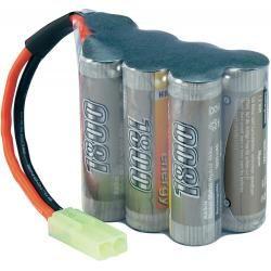 Akupack NiMH Conrad Energy AA, 8,4 V, 1800 mAh, Hump, Mini-Tamiya (doprava zdarma u objednávek nad 1000 Kč!)