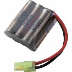 Akupack NiMH Conrad Energy AAA, 8,4 V, 700 mAh, Hump, Mini-Tamiya (doprava zdarma u objednávek nad 1000 Kč!)