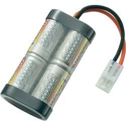 Akupack NiMH Conrad Energy Sub-C, 4,8 V, 3000 mAh, Tamiya (doprava zdarma u objednávek nad 1000 Kč!)