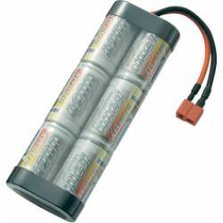 Akupack NiMH Conrad Energy Sub-C, 7,2 V, 3000 mAh, T konektor (doprava zdarma u objednávek nad 1000 Kč!)