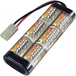Akupack NiMH Conrad Energy Sub-C, 7,2 V, 3000 mAh, Tamiya (doprava zdarma u objednávek nad 1000 Kč!)