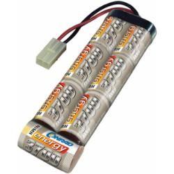 Akupack NiMH Conrad Energy Sub-C, 8,4 V, 3700 mAh, Tamiya (doprava zdarma!)
