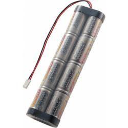 Akupack NiMH Conrad Energy Sub-C, 9,6 V, 2400 mAh, Stick, Futaba (doprava zdarma u objednávek nad 1000 Kč!)