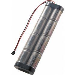 Akupack NiMH Conrad Energy Sub-C, 9,6 V, 2400 mAh, Stick, Graupner (doprava zdarma u objednávek nad 1000 Kč!)