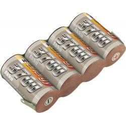 Akupack přijímače Conrad Energy Sub-C, 4,8 V, 3700 mAh, Side, s páj. hroty (doprava zdarma u objednávek nad 1000 Kč!)