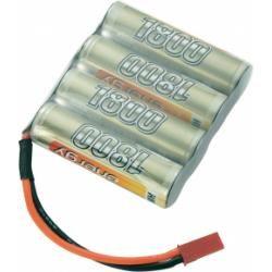 Akupack přijímače NiMH Conrad Energy AA, 4,8 V, 1800 mAh, Side by Side, BEC (doprava zdarma u objednávek nad 1000 Kč!)