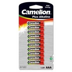 baterie Camelion Micro LR03 AAA Plus alkalická 10ks balení originál (doprava zdarma u objednávek nad 1000 Kč!)
