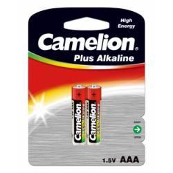 baterie Camelion Micro LR03 MN2400 HR03 Plus alkalická 2ks balení originál (doprava zdarma u objednávek nad 1000 Kč!)