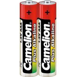 baterie Camelion Plus alkalická LR03 Micro 2ks Shrink Folie originál (doprava zdarma u objednávek nad 1000 Kč!)