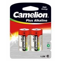 baterie Camelion Plus alkalická LR14 Baby C 2ks balení originál (doprava zdarma u objednávek nad 100