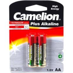 baterie Camelion tužková LR6 AAA Plus alkalická 2ks balení originál (doprava zdarma u objednávek nad 1000 Kč!)