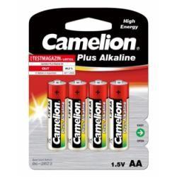 baterie Camelion tužková Typ AA 4ks balení originál (doprava zdarma u objednávek nad 1000 Kč!)