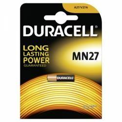 baterie Duracell Typ A27 originál (doprava zdarma u objednávek nad 1000 Kč!)