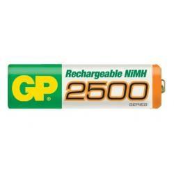 baterie GP 2500 NiMh AA R6 (doprava zdarma u objednávek nad 1000 Kč!)