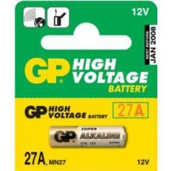 baterie GP 27A (doprava zdarma u objednávek nad 1000 Kč!)