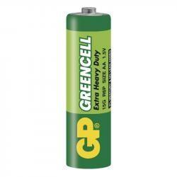 Baterie GP AA tužková GreenCell 15G R6 (doprava zdarma u objednávek nad 1000 Kč!)