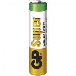 baterie GP AAA tužková Super Alkaline 15S R03 (doprava zdarma u objednávek nad 1000 Kč!)