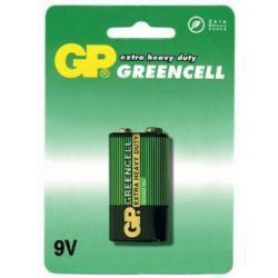 baterie GP GreenCell 1604G 9V blistr (doprava zdarma u objednávek nad 1000 Kč!)