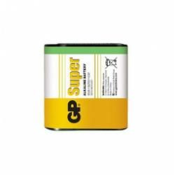 baterie GP Super Alkaline 4,5V plochá (doprava zdarma u objednávek nad 1000 Kč!)