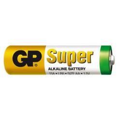 baterie GP Super Alkaline AA LR6 tužková (doprava zdarma u objednávek nad 1000 Kč!)