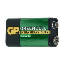 baterie GP SuperCell 1604G 9V (doprava zdarma u objednávek nad 1000 Kč!)