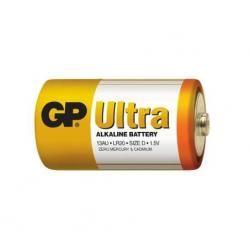 baterie GP Ultra Alkaline D R20 velké mono (doprava zdarma u objednávek nad 1000 Kč!)