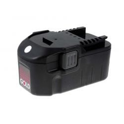 baterie pro AEG příklepový šroubovák BSS 18C 2500mAh NiCd (doprava zdarma!)