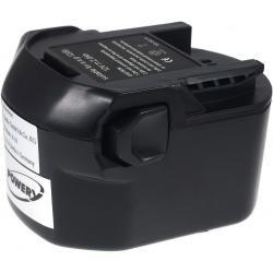 baterie pro AEG šroubovák BS 12-G 2000mAh NiCd (doprava zdarma!)