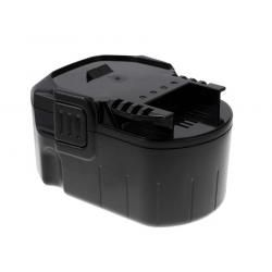 aku baterie pro AEG šroubovák BS 14-G 2500mAh NiCd (doprava zdarma!)