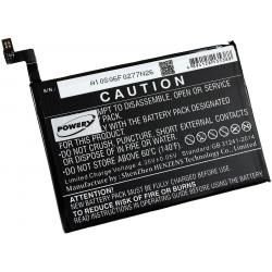baterie pro Alcatel One Touch Pixi 4 Plus Power / Typ TLP050BC (doprava zdarma u objednávek nad 1000 Kč!)