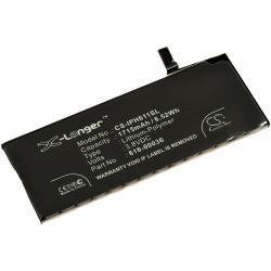 baterie pro Apple Typ 616-00036 (doprava zdarma!)