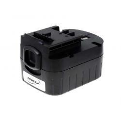 aku baterie pro Black & Decker Compact-šroubovák CP12K japonské články (doprava zdarma!)