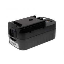 baterie pro Black & Decker GPC1800 japonské články (doprava zdarma!)