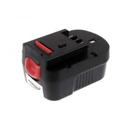 aku baterie pro Black & Decker pila CS143 2000mAh (doprava zdarma!)