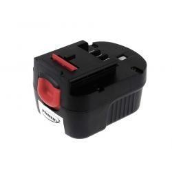 baterie pro Black & Decker příklepový šroubovák CP122K 2000mAh (doprava zdarma u objednávek nad 1000 Kč!)
