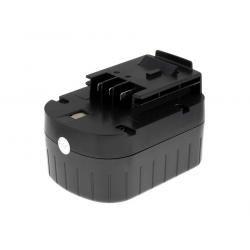 baterie pro Black & Decker příklepový šroubovák CP122K 3000mAh NiMH (doprava zdarma!)