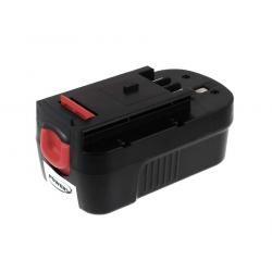 baterie pro Black & Decker šroubovák CD18CA 2000mAh (doprava zdarma!)