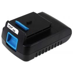 aku baterie pro Black&Decker šroubovák EPL148KB 2000mAh (doprava zdarma!)