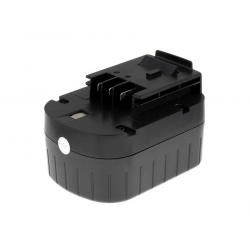 baterie pro Black & Decker šroubovák HP126F2B 3000mAh NiMH (doprava zdarma!)