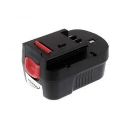 baterie pro Black & Decker šroubovák HP146F2K 2000mAh (doprava zdarma!)