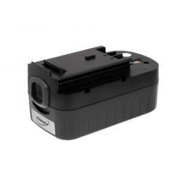 baterie pro Black & Decker vrtací šroubovák CD18CA NiMH (doprava zdarma!)